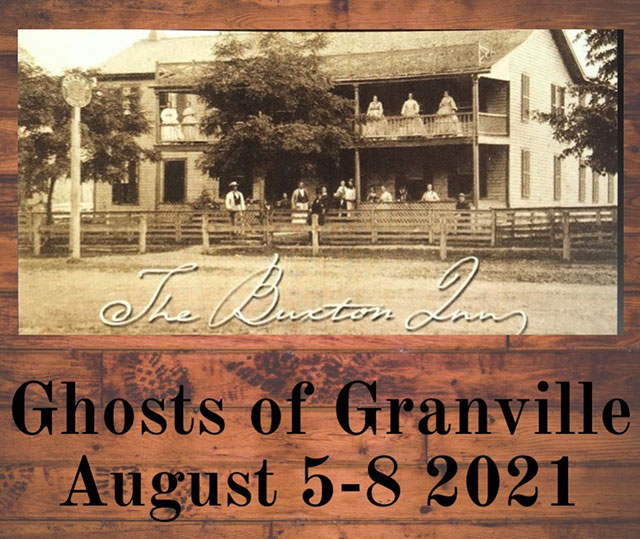 Ghosts of Granville